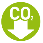 Reduce CO2 & Clean Environment icon