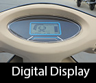 digital display